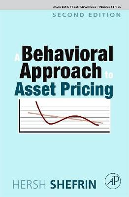 A Behavioral Approach to Asset Pricing - Shefrin, Hersh