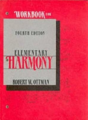 Elementary Harmony - Ottman, Robert W