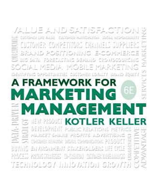 Framework for Marketing Management - Kotler, Philip, and Keller, Kevin Lane