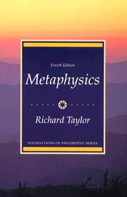 Metaphysics - Taylor, Richard