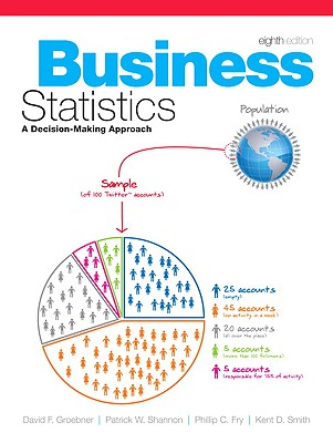 Business Statistics: A Decision-Making Approach - Groebner, David F, and Shannon, Patrick W, and Fry, Phillip C