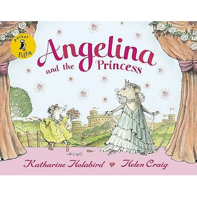 Angelina and the Princess - Holabird, Katharine