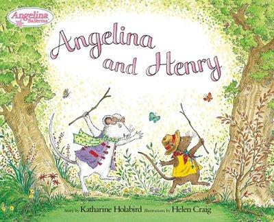 Angelina and Henry - Holabird, Katharine