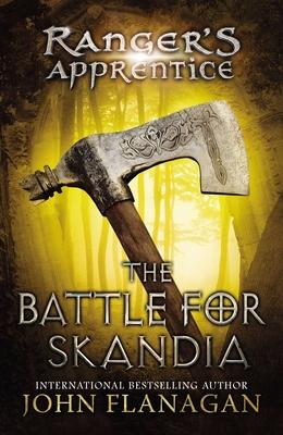 The Battle for Skandia: Book Four - Flanagan, John