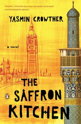 The Saffron Kitchen - Crowther, Yasmin