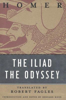 The Iliad/The Odyssey Set: Homer - Fagles, Robert, Professor (Translated by), and Knox, Bernard MacGregor Walke (Introduction by)