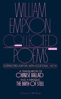 Collected Poems - Empson, William