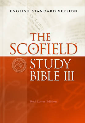 Scofield Study Bible III-ESV - Oxford University Press (Creator)