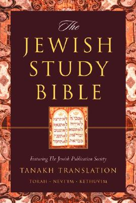 Jewish Study Bible-TK - Oxford University Press (Creator), and Fishbane, Michael (Editor)