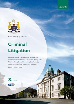 Criminal Litigation - Butler, Maura (Editor)