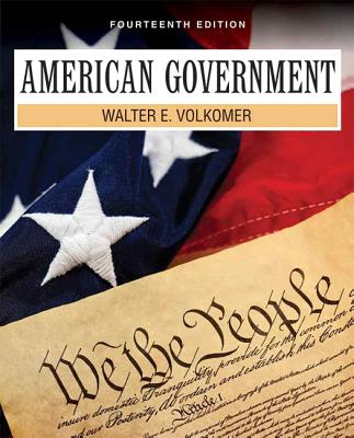 American Government - Volkomer, Walter E.