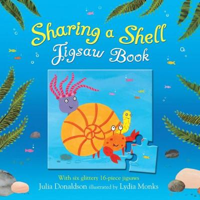 Sharing a Shell Jigsaw Book - Donaldson, Julia