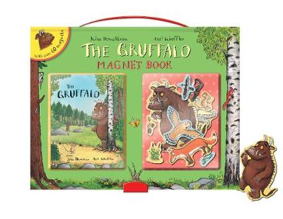 The Gruffalo Magnet Book - Donaldson, Julia
