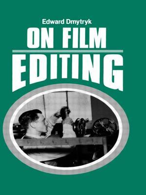 On Film Editing - Dmytryk, Edward