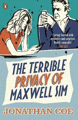 The Terrible Privacy of Maxwell Sim - Coe, Jonathan
