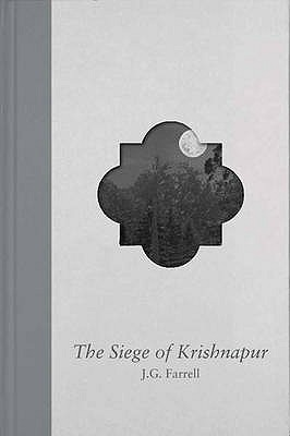 The Siege of Krishnapur - Farrell, J. G. (James Gordon)