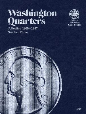 Washington Quarters: Collection 1965-1987, Number Three - Whitman