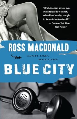 Blue City - MacDonald, Ross