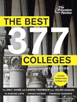 The Best 377 Colleges - Princeton Review