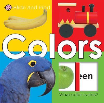 Colors - Priddy Books (Creator)