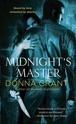Midnight's Master - Grant, Donna