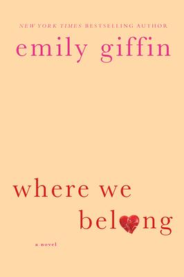 Where We Belong - Giffin, Emily