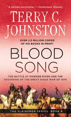 Blood Song - Johnston, Terry C