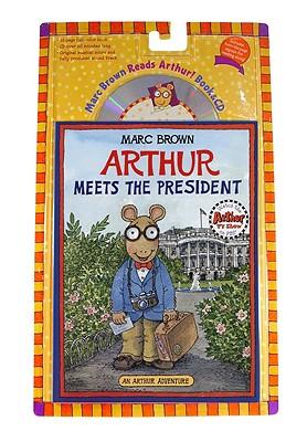 Arthur Meets the President - Brown, Marc Tolon