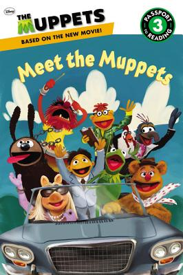 The Muppets: Meet the Muppets - Santos, Ray, and Segel, Jason (Creator), and Stoller, Nick (Creator)