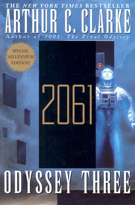 2061: Odyssey Three - Clarke, Arthur Charles