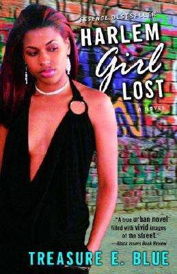 Harlem Girl Lost - Blue, Treasure E