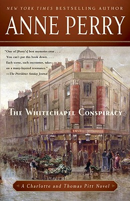 The Whitechapel Conspiracy - Perry, Anne