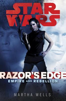 Razor's Edge - Wells, Martha