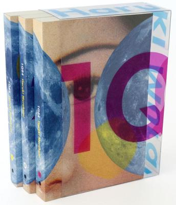 1q84: 3 Volume Boxed Set - Murakami, Haruki
