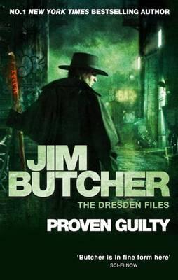 Proven Guilty - Butcher, Jim