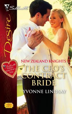 The CEO's Contract Bride - Lindsay, Yvonne