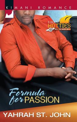 Formula for Passion - St John, Yahrah
