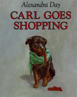 Carl Goes Shopping -