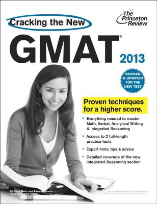 Cracking the New GMAT - Martz, Geoff, and Robinson, Adam