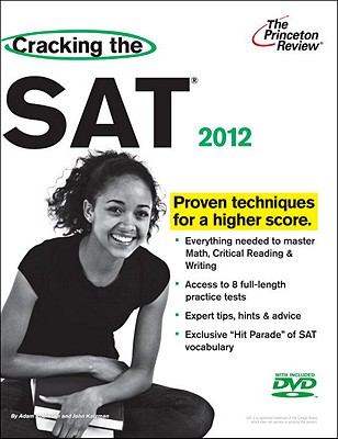 The Princeton Review Cracking the SAT - Robinson, Adam, and Katzman, John, and Princeton Review