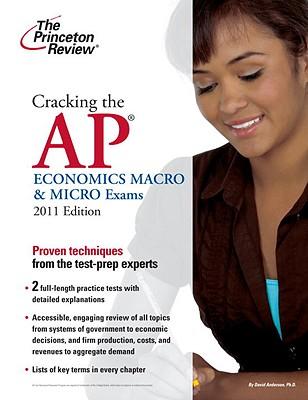 Cracking the AP Economics Macro & Micro Exams - Princeton Review
