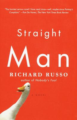 Straight Man - Russo, Richard