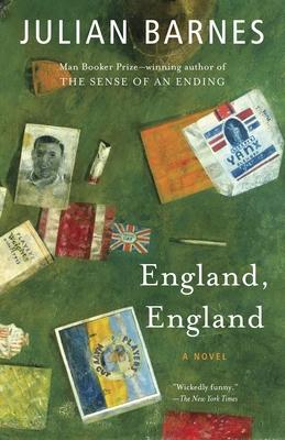 England, England - Barnes, Julian