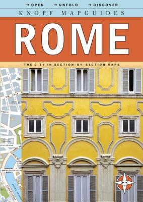 Knopf Mapguide Rome - Knopf Guides (Creator)