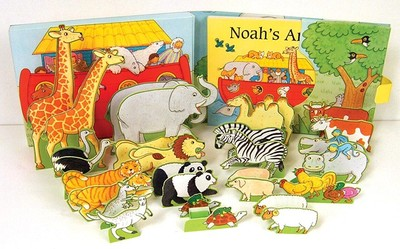 Noah's Ark - Campbell, Rod