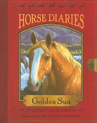 Golden Sun - Sanderson, Whitney