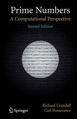 Prime Numbers: A Computational Perspective - Pomerance, Carl B, and Crandall, Richard