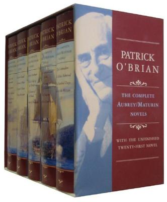 The Complete Aubrey/Maturin Novels: With the Unfinished Twenty-First Novel - O'Brian, Patrick