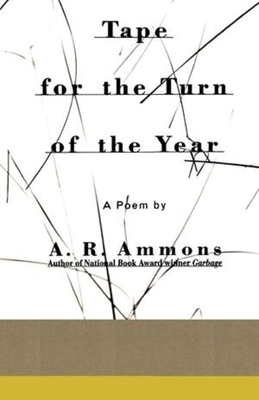 Tape for the Turn of the Year - Ammons, A R