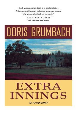 Extra Innings: A Memoir - Grumbach, Doris